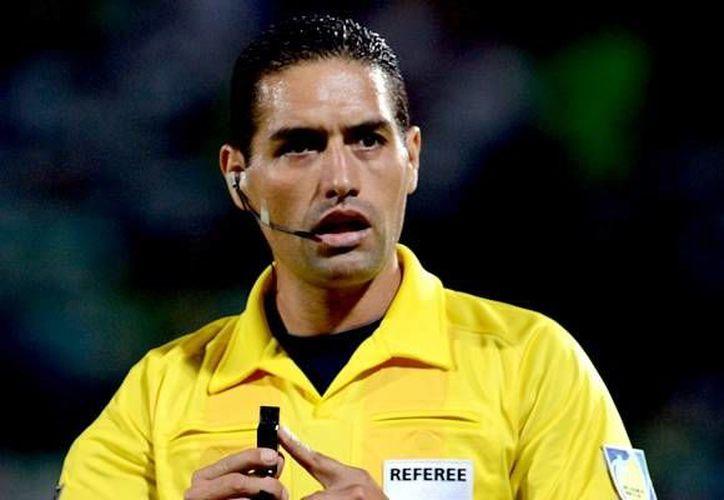 Roberto García Orozco será el árbitro central en el partido de vuelta de la final entre América y León. (mediotiempo.com)