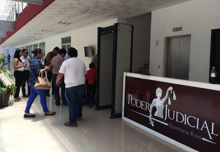 Cuatro ex magistrados del Tribunal Superior de Justicia de Quintana Roo han cobrado, en dos años, alrededor de 6.1 millones de pesos. (Redacción/SIPSE)