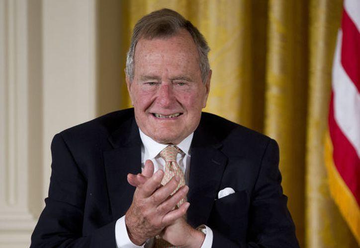 Bush es el exmandatario vivo más longevo de Estados Unidos. (Foto: Contexto/Internet)