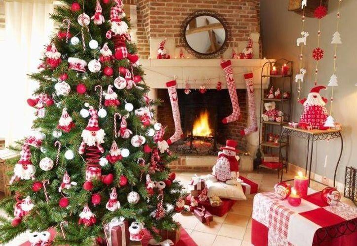 La Nochebuena es una oportunidad para estar unidos, llenos de alegría, como la familia Canul Dzib. (Redacción/SIPSE)