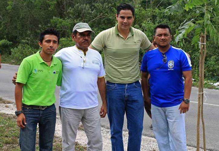 La alcaldesa designó a Lemuel Vega como el nuevo titular de esa área. (Gustavo Villegas/ SIPSE)