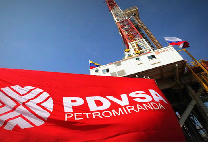 La orden fue consignada en una carta firmada por el vicepresidente de Finanzas de PDVSA, Fernando de Quintal, con fecha del 8 de febrero. (Internet)