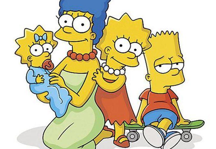 Marge, la adorable mamá de la familia Simpson, ha permanecido vigente en el gusto del público por más de 25 temporadas. (Imágenes/ Internet)