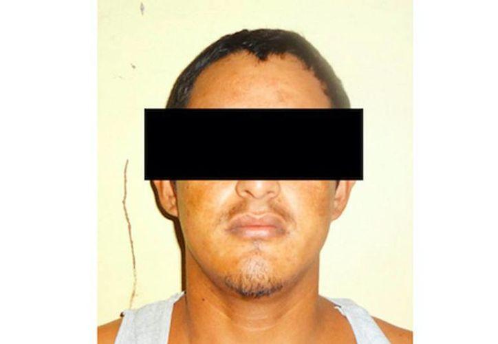 Juan 'N' fue detenido por elementos de la Procuraduría de Chapas. (Milenio)