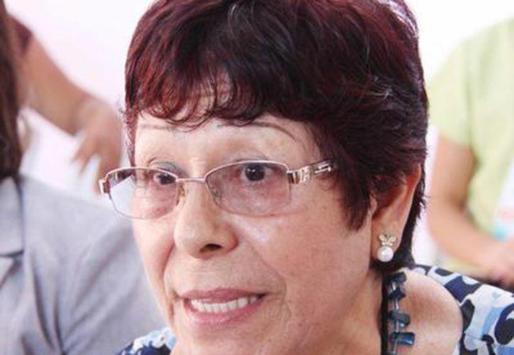 María Natividad Jiménez Vidal promueve los Agrocultivos Nohoch Kiin.