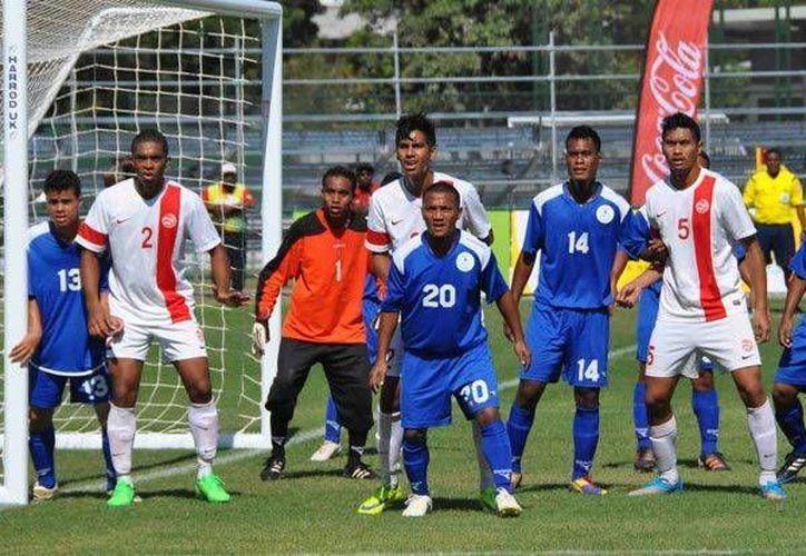 Micronesia pretende que las recientes e históricas goleadas que ha recibido le abran los ojos a FIFA para que la reubique en Asia, y no juegue en Oceanía. (lacuarta.com)