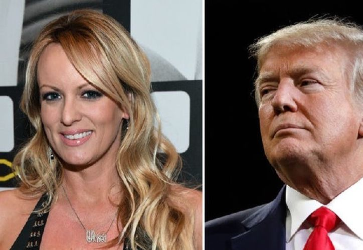 Stormy Daniels mantuvo una relación íntima con Donald Trump en 2011. (Internet)