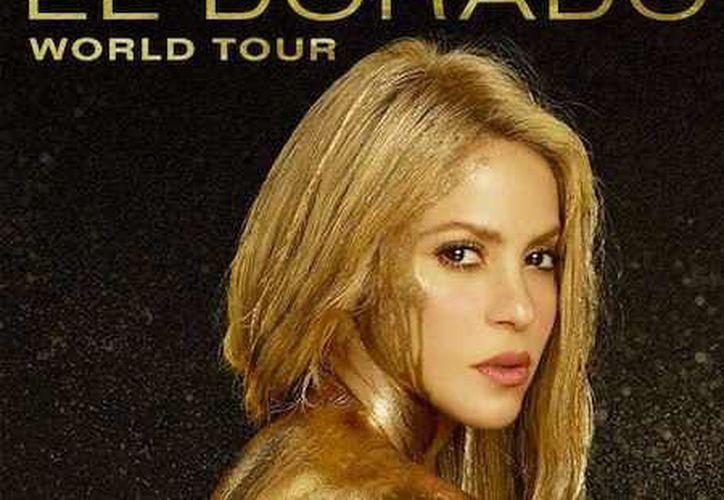 La gira mundial 'El Dorado' arrancará en sólo un mes. (Internet/Contexto)