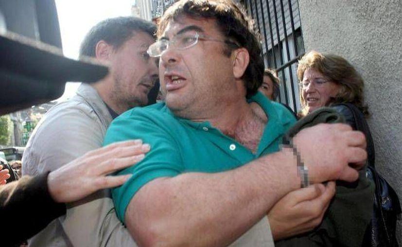 Xabier López Peña fue arrestado en Burdeos el 20 de mayo de 2008. (lainformacion.com)
