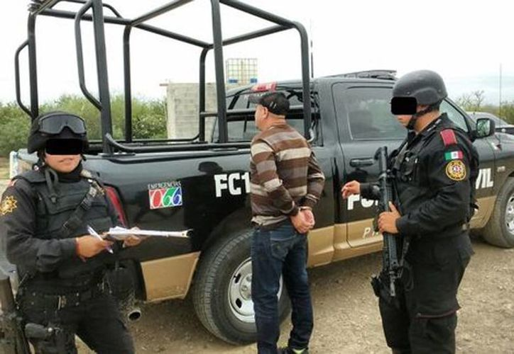 Imagen de la captura del 'Pelón Fantasy' que se realizó el pasado 4 de mayo en el municipio de Zuazua, Nuevo León. (Milenio)