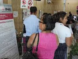 Se preparan casillas en el Distrito 02 para recibir a votantes
