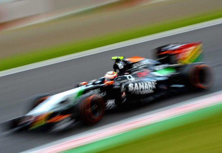 Sergio Pérez habló previo a disputar el GP de Rusia, acerca de su colega Bianchi que se encuentra hospitalizado con un traumatismo craneoencefálico. (sergioperez.mx)