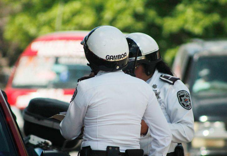 Si los policías no llenan bien los formatos, complican la acción de la justicia. (Ivett Ycos)