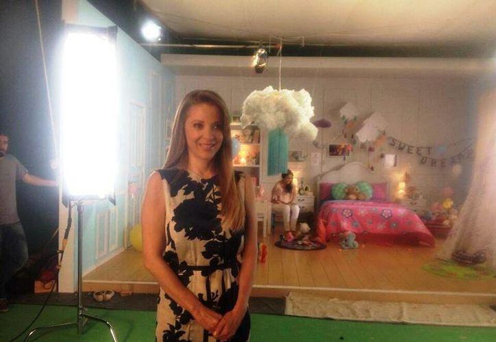 """Según Tv Azteca, Edith González le ganó el protagónico de """"Las Bravo"""" a las actrices Gabriela Vergara y Andrea Noli. (@EdithGonzalezMx)"""