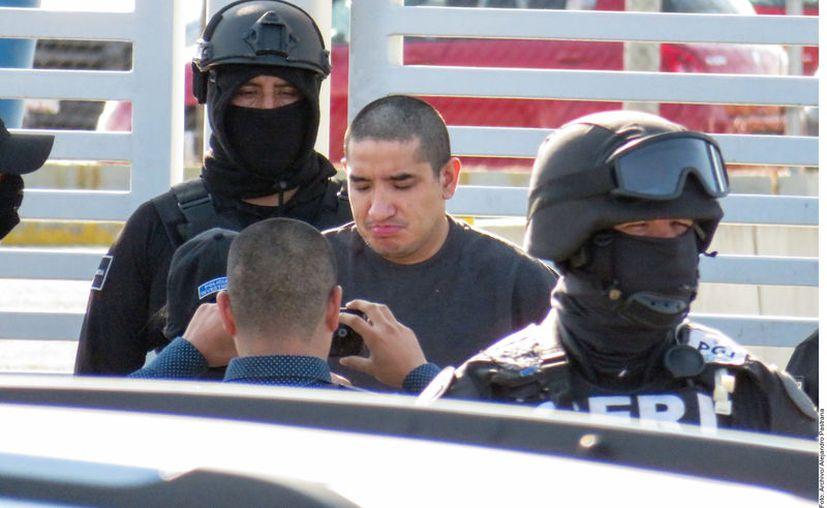 """Óscar Flores """"El Lunares"""" quedó en libertad por segunda ocasión, la tarde de este viernes. (Foto: Archivo Reforma)."""