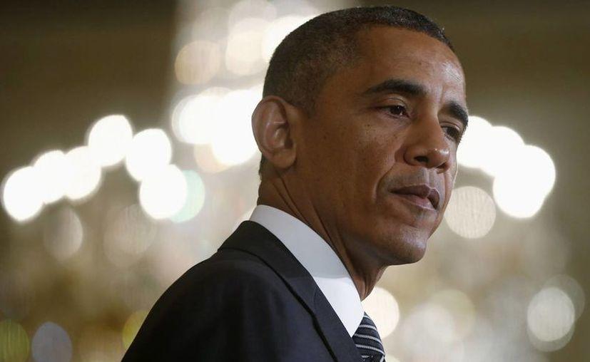 Obama insistió en que el Congreso tiene el tiempo necesario para concretar la iniciativa migratoria antes de que concluya el año. (Agencias)