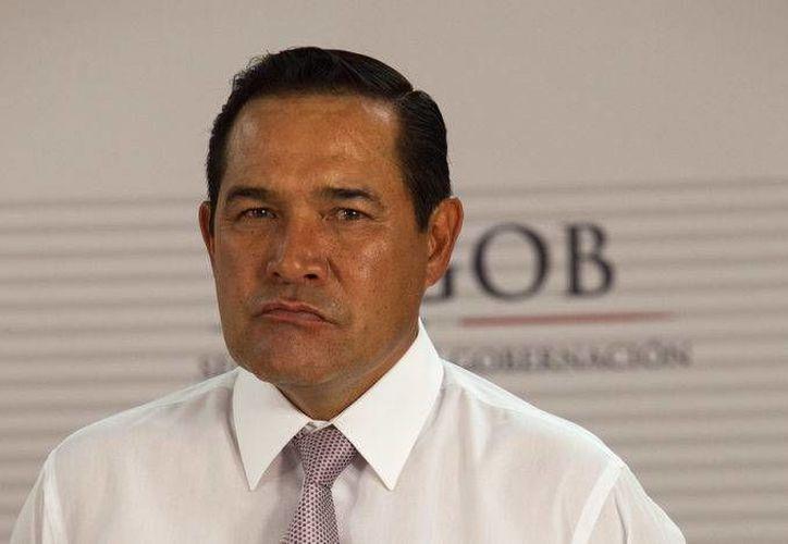 Luis Enrique Miranda Nava, titular de la Sedesol habló sobre el éxito de Prospera dentro y fuera de México. (proceso.com.mx)