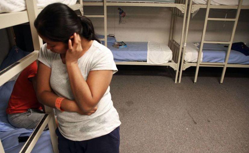 Existen condiciones específicas para que los indocumentados puedan ser expulsados inmediatamente de los Estados Unidos. (AP/Juan Carlos Llorca)