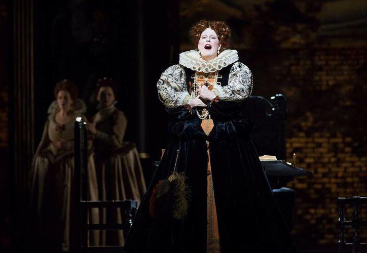 """El sábado 16 de abril, desde The Metropolitan Opera de Nueva York, se proyectará la ópera """"Roberto Devereux"""". (Redacción/SIPSE)"""