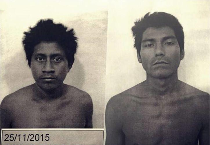 El 13 de junio escaparon de la cárcel de Cancún Oscar Enrique Sánchez Saraos y Willberth Carballo Hernández.
