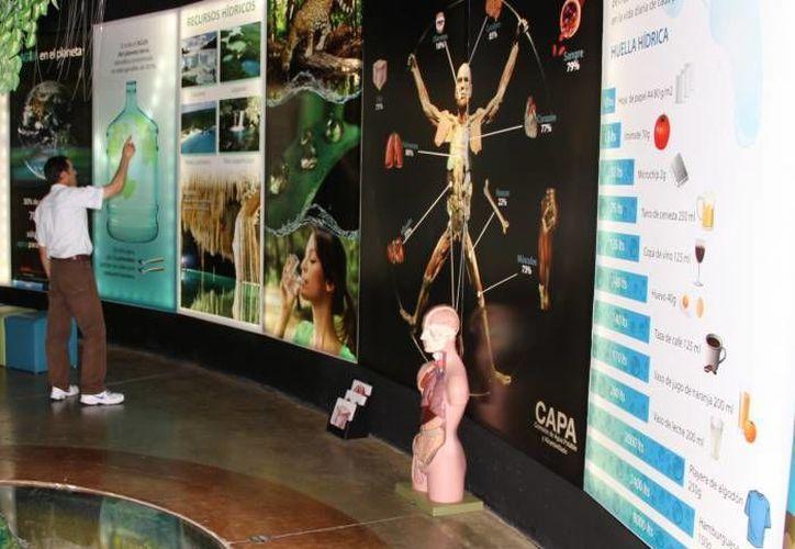 Instalaciones del Planetario de Cancún. (Redacción/SIPSE)