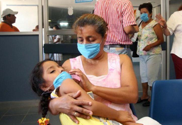 No se debe bajar la guardia ante el virus de la influenza, señalan especialistas. (Archivo/Sipse)