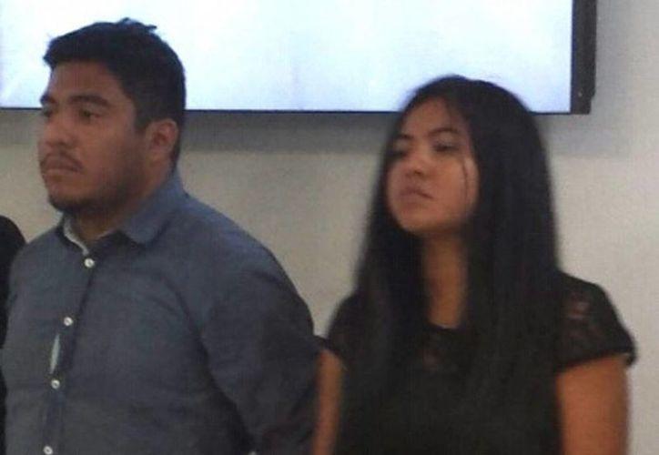 Los novios intentaron extorsionar con 230 mil pesos a la madre de la chica. (Milenio Novedades)
