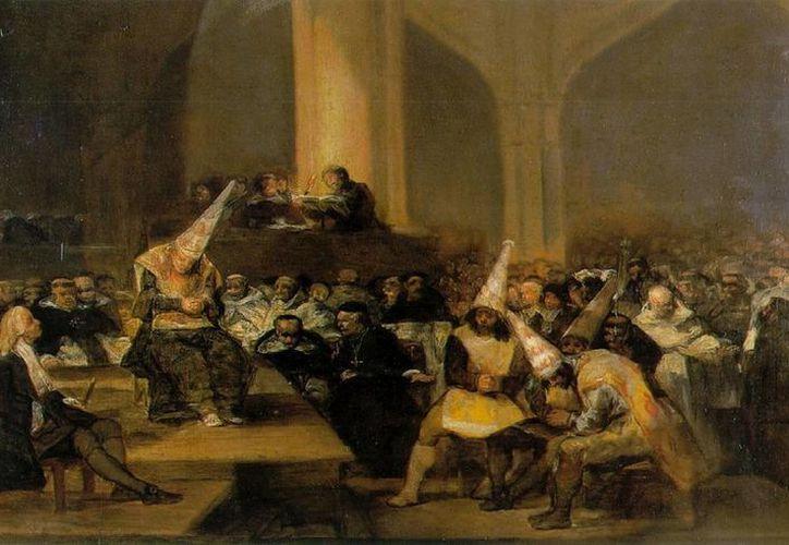 En History Channel se analizará una de las entidades más nefastas de la historia: La Santa Inquisición. (artchive.com)