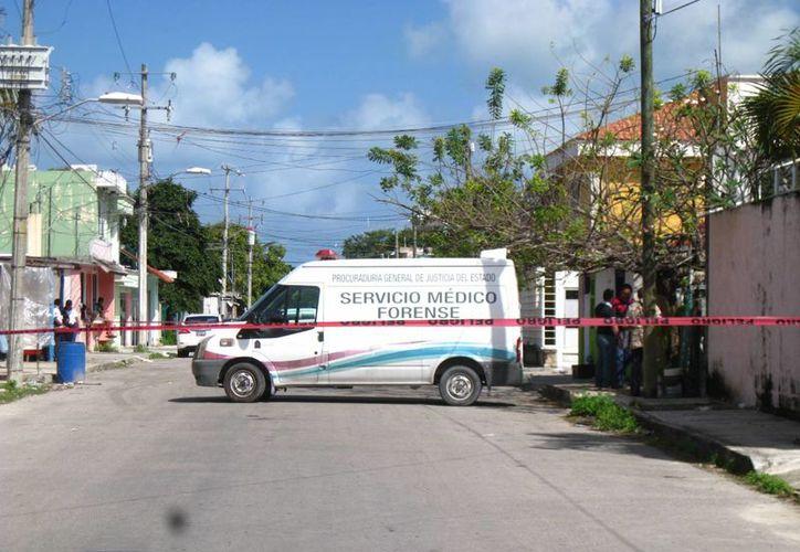 Un hombre de la tercera edad fue encontrado sin vida dentro del cuarto donde vivía en la colonia 10 de Abril en Cozumel. (Redacción/SIPSE)