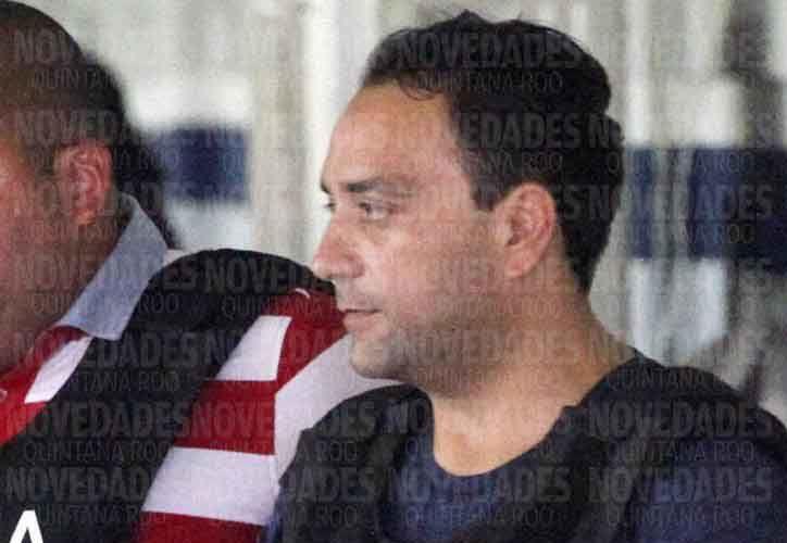 Actualmente, Roberto Borge está en una celda de la Policía Nacional panameña. (Redacción)