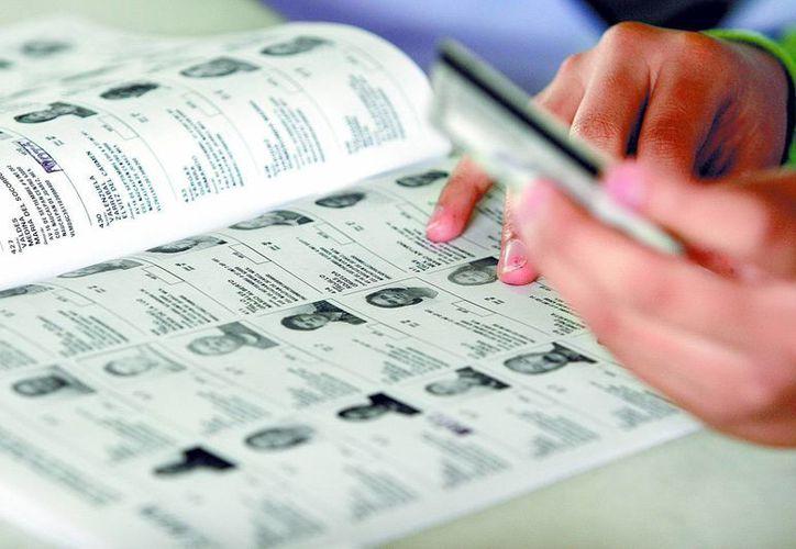 El PRI envió a 12 yucatecos para asesorar a candidatos de Q. Roo. (Milenio Novedades)