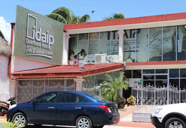 El Idaip realizó el requerimiento a las nuevas dependencias como sujetos obligados. (Joel Zamora/SIPSE)