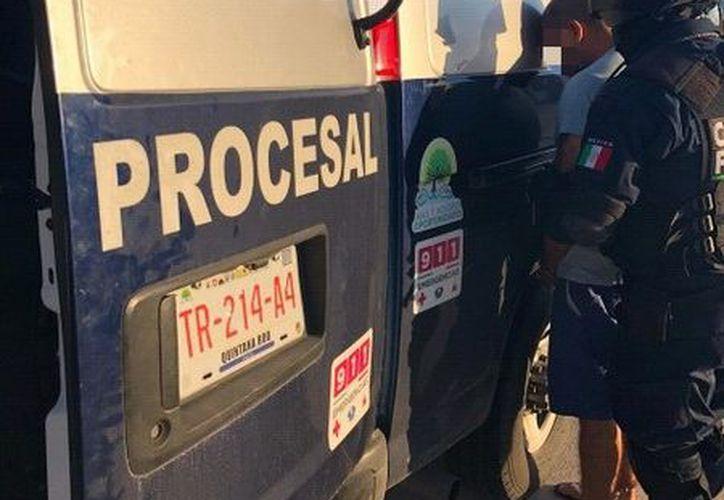 Este sábado se llevó a efecto la extracción y traslado a centros federales de 55 personas privadas de su libertad. (Redacción/SIPSE)