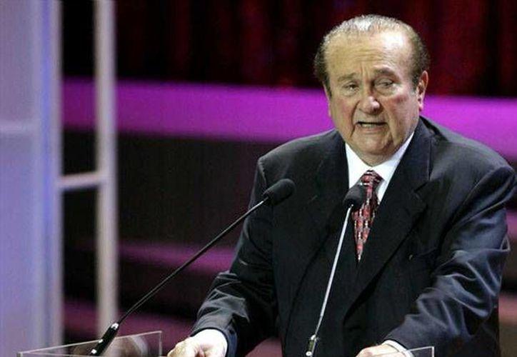 Leoz también dejará de participar en la organización del Mundial 2014. (www.foxsportsla.com/Archivo)