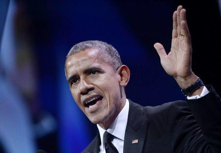 Obama aseguró que las fuerzas afganas no son todavía tan fuertes como deberían. (Archivo/EFE)