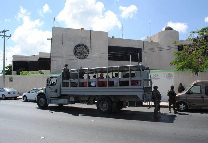 Fueron detenidos en la isla el pasado 24 de julio. (Archivo/SIPSE)