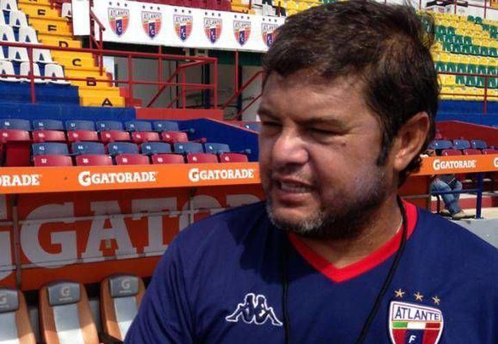 Daniel Guzmán afirmó que lo primero que buscará será tener un orden en el campo, para poder obtener un buen resultado. (Redacción/SIPSE)
