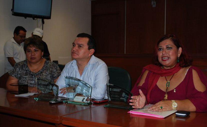 Magistrados de la Judicatura del Poder Judicial del Estado informaron que los primeros Juicios Orales iniciarán  el 15 de octubre del 2013 en Chetumal. (Tomás Álvarez/SIPSE)