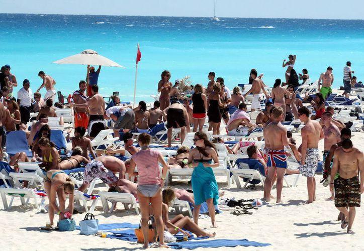 En el ranking, México supera a los países Reino Unido y Alemania, en llegada de turistas internacionales. (Foto: Contexto)