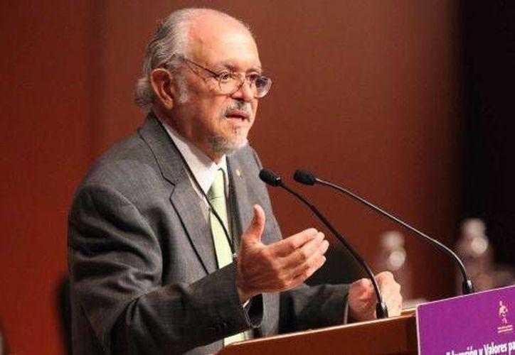 Molina obtuvo en 1995 el Premio Nobel de Química. (Archivo/Notimex)