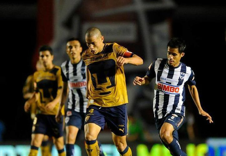 Casi termina en ceros el partido entre Pumas y Monterrey. (Facebook oficial)