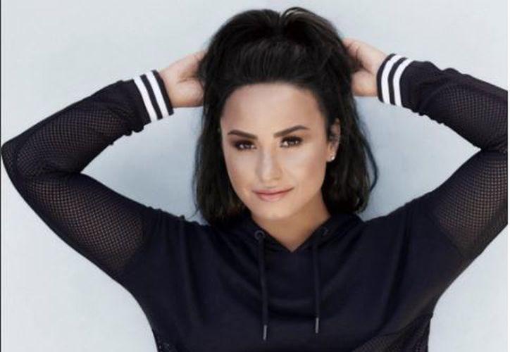 Demi estrenó  en Youtube el documental 'Demi Lovato: Simply Complicated'. (Foto: Instagram)