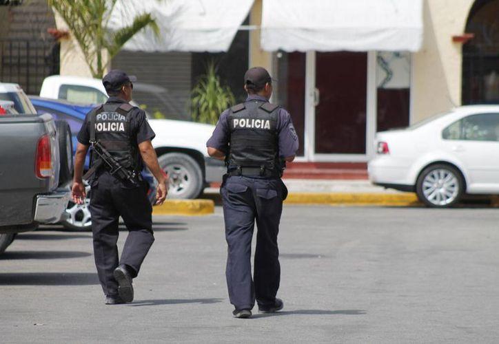 En lo que va del año se han arrestado a 140 menores de edad en Cancún. (Tomás Álvarez/SIPSE)