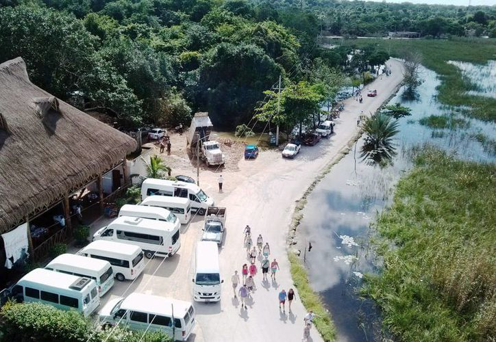 Presentarán en la feria turística los atractivos del destino turístico. (Rossy López/SIPSE)