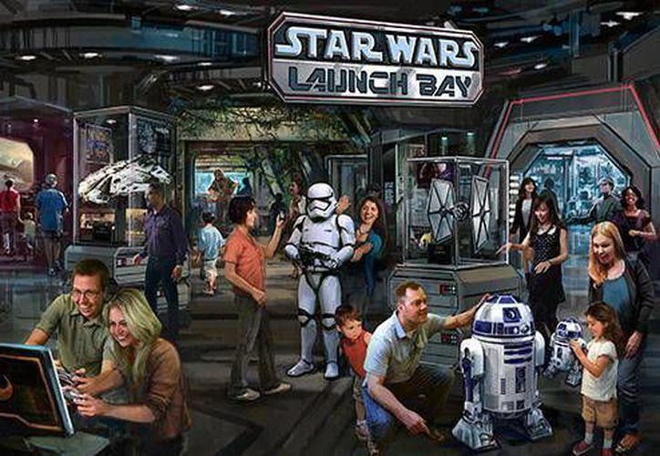 Bob Iger anunció la construcción de dos parques temáticos dedicados al universo de Star Wars. (@DisneyParks)