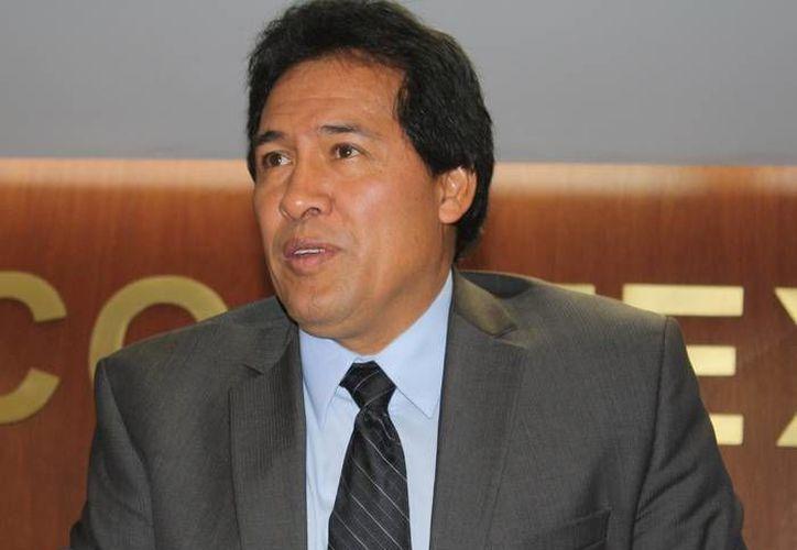 Antonio Lozano Pineda, presidente de la Federación Mexicana de Atletismo, fue trasladado a los juzgados del Reclusorio Sur de México.(Foto tomada de Vanguardia.com)
