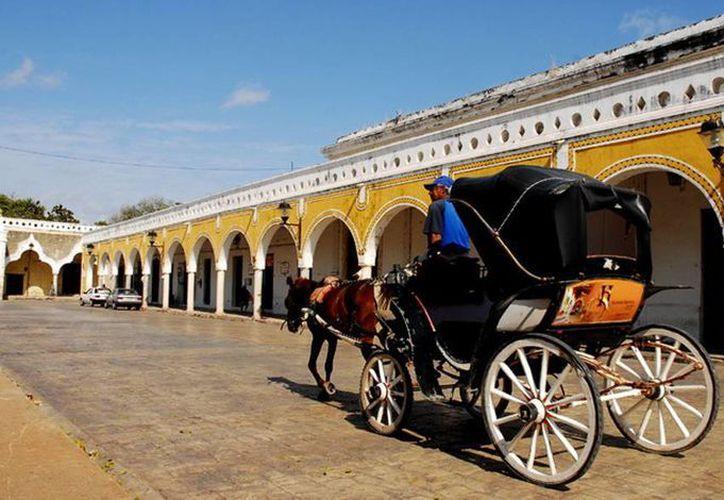 En Izamal y Valladolid se invertirán 42 millones de pesos como parte del programa Pueblos Mágicos. (Milenio Novedades)