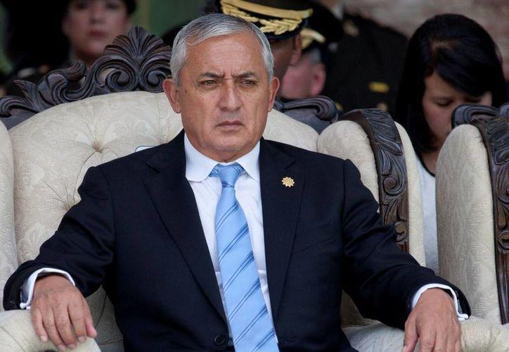 El presidente de Guatemala, Otto Pérez Molina, enfrenta un segundo antejuicio por un caso de corrupción que ha enfurecido a los ciudadanos de ese país. (AP)