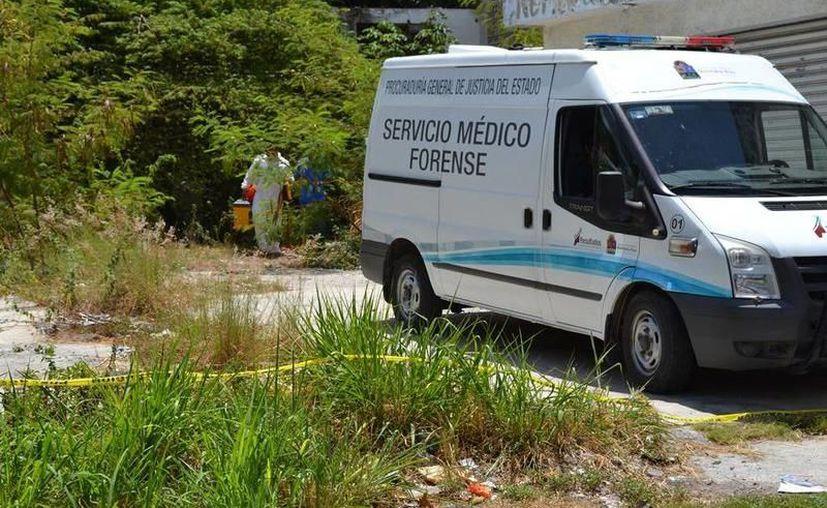 La autopsia realizada por el Servicio Médico Forense confirmó que la causa de la muerte fue asfixia por suspensión
