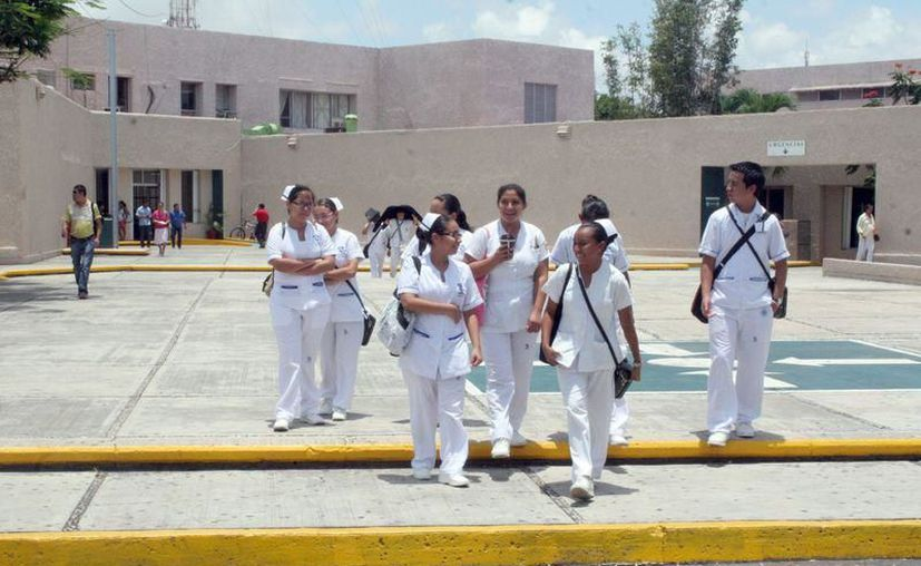 Diferentes empresas de Yucatán toman la iniciativa de apoyar a las y los trabajadores del sector salud. (Archivo/Sipse)